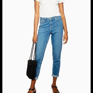 Topshop Lucas high waisted skinny jeans 26